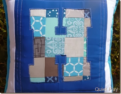 Reverse Applique Patchwork