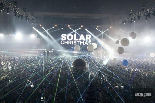 Solar Christmas 2012 Fedde Le Grand