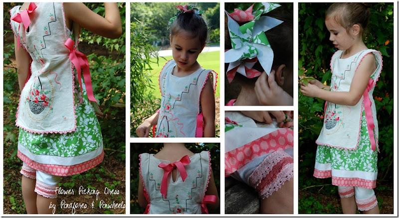 Flower Picking dress