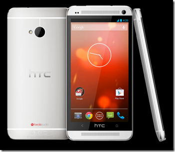 HTc One google