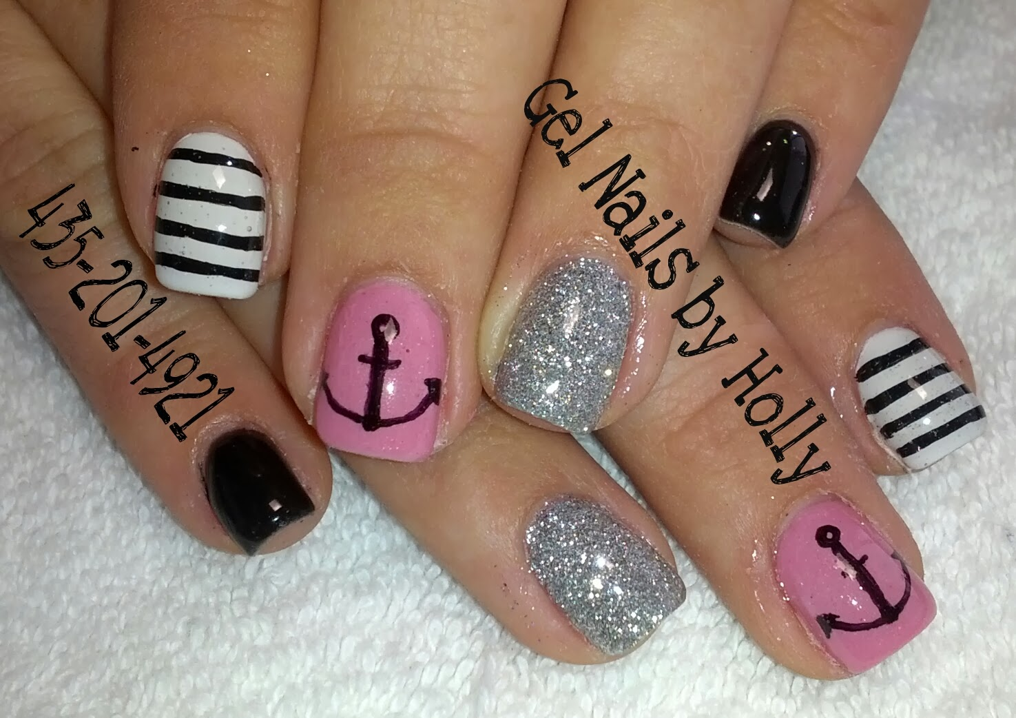 Gel Nails Washington Utah | Gel Nails and Toes by Holly 435-709-TOES