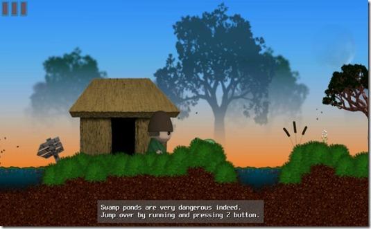 Lariad a space adventure freeware game (1)