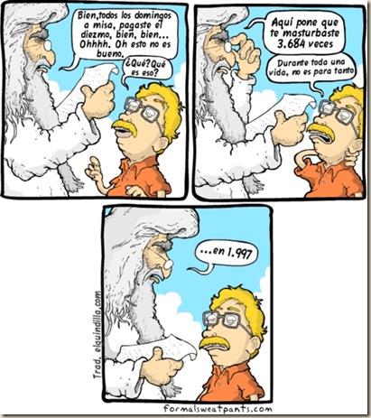 cielo paraiso humor ateismo biblia grafico religion dios jesus (54)
