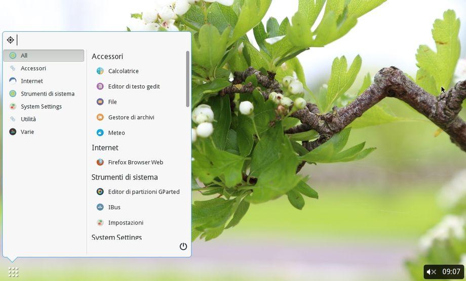 Budgie Desktop v6