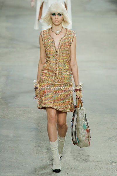 Karl Lagerfeld had a great spring 1