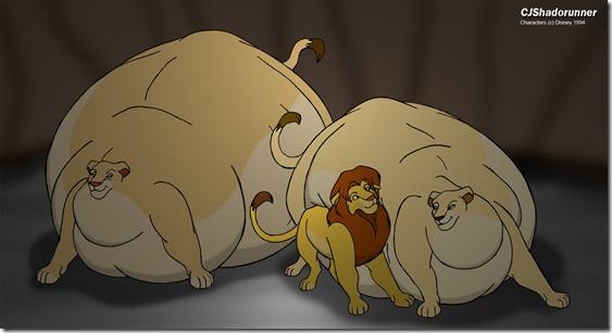 El Rey León,The Lion King,Simba (109)