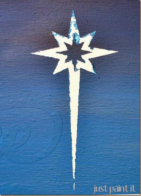 Xmas-Star-Painting-J