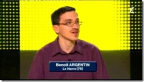 Benoît Argentin 20130603