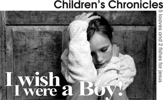 I wish I were a Boy_The CALL