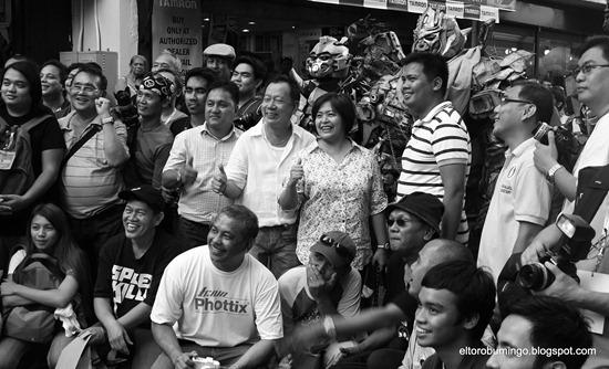 barangay 306 officials