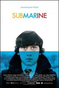 Submarine - poster