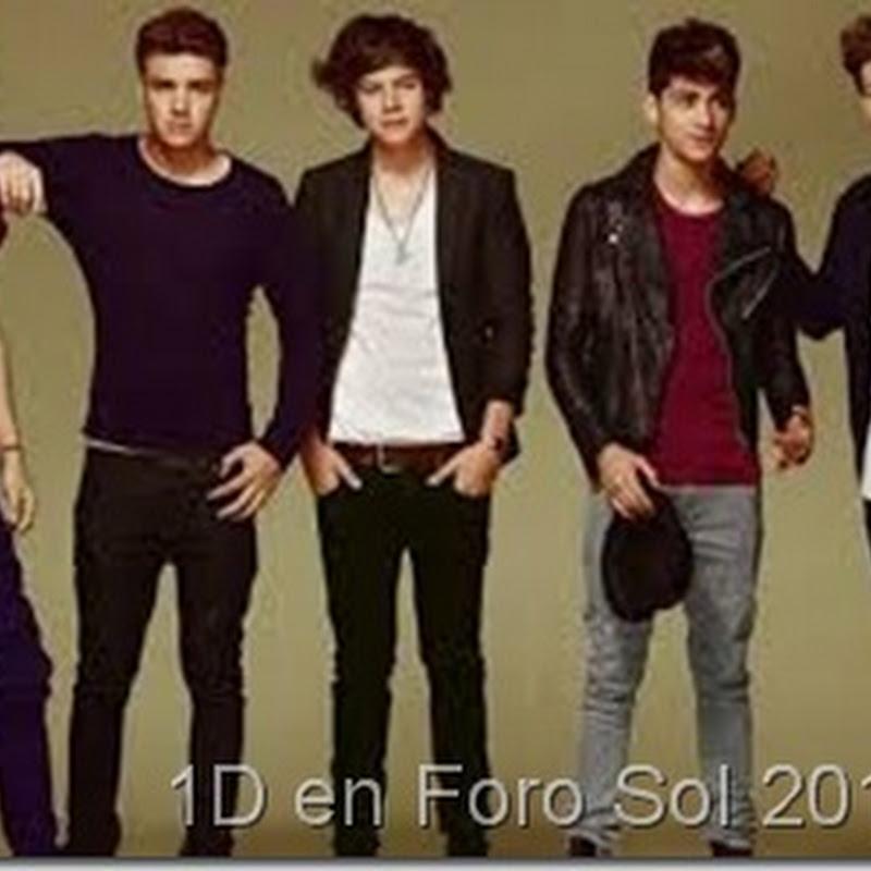 One Direction en Mexico