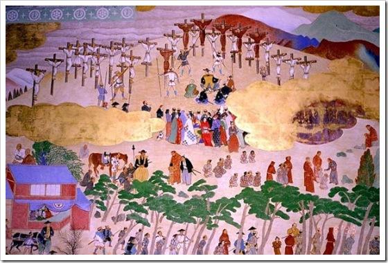 Expulsão dos cristão do Japão