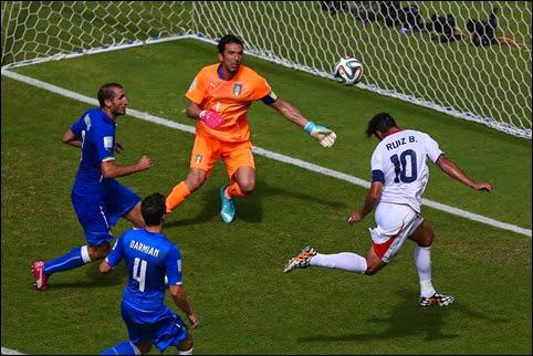 Ver Online [Gol] Costa Rica ganó 1–0 a Italia / Copa Mundial (HD)