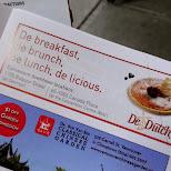 De Breakfast at De Dutch in downtown Vancouver in Vancouver, British Columbia, Canada