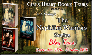 Nephilim Warriors Series