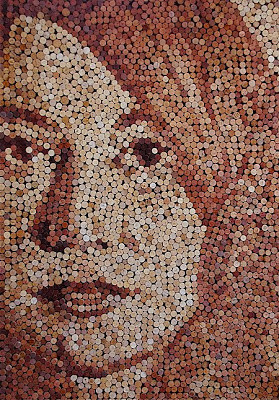 Unique portraits created by Scott Gundersen Seen On www.coolpicturegallery.us