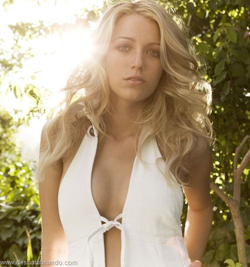Blake Lively linda sensual Serena van der Woodsen sexy desbaratinando  (52)