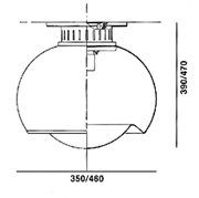 Bud ceiling lamp schematic