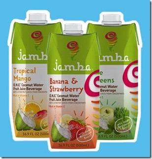 jamba coconut water