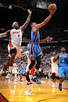 lebron james nba 120621 mia vs okc 060 game 5 chapmions Gallery: LeBron James Triple Double Carries Heat to NBA Title