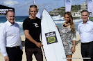 Be the Influence - Tackling Binge Drinking - Launch, Bondi Beach