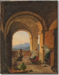 franz-ludwig-catel-first-steps-ca-1820-25