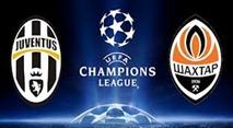 Juventus vs Shakhtar