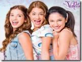 Quebra-cabela da Violetta e suas amigas
