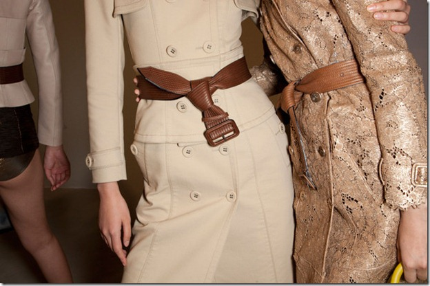 Burberry Prorsum Spring 2013 Backstage bSErByONscPl