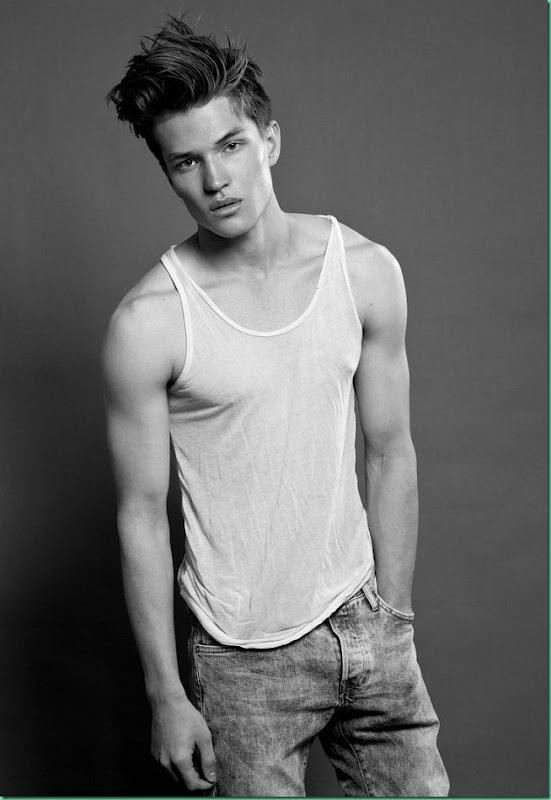 Nicholas Madrid (Major Models) by B. Charles Johnson