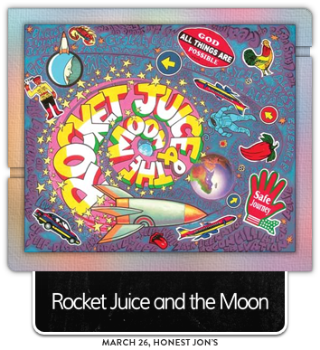 Rocket Juice & the Moon [Self-Titled]