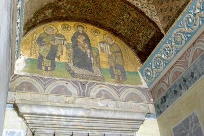 Hagia Sophia Art