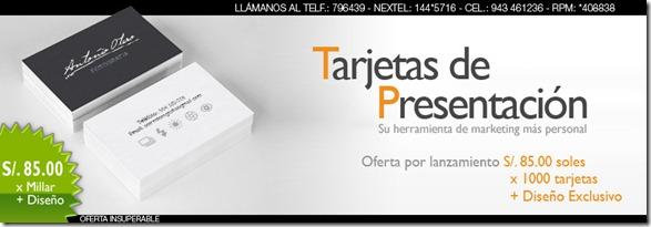 Promocion-TARJETAS-DE-PRESENTACION-en-Chimbote