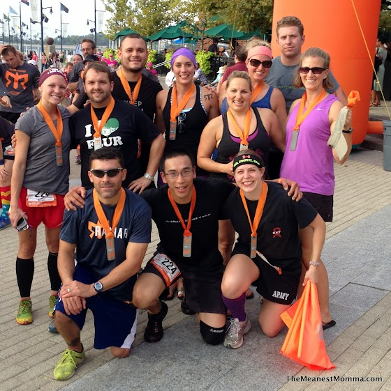 Diary of a Ragnar Virgin:  DC Ragnar 2013 Review