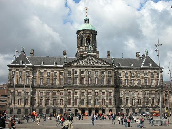 معالم امستردام