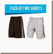 Demokrazy-Pack-Of-2-Shorts-Grey