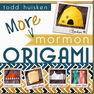 More Mormon Origami cover on Thoughts in Progress