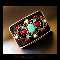 Belt Buckle Turq blck coral 01 (3)