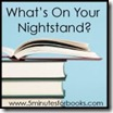 What&#39;s on Your Nightstand at _5 minutes for Books_