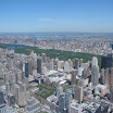 View of Manhattan and Central Park