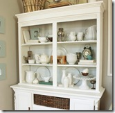 painted hutch RLC10