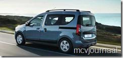 Dacia Dokker naar Nederland 02