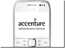 Accenture To Develop Symbian OS For Nokia