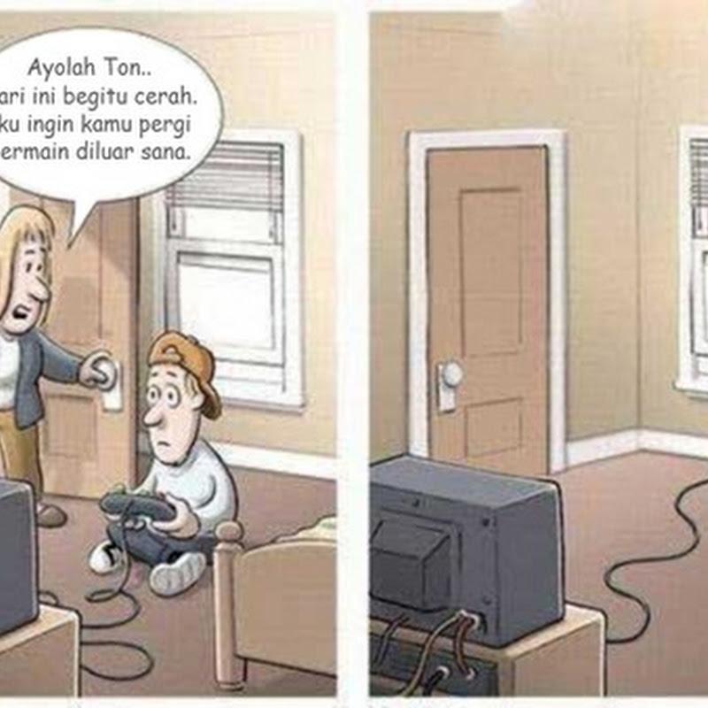 Update Gambar Kartun Terlucu November 2012