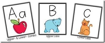 Aa B c