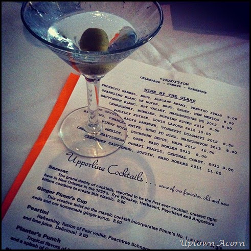 martini upperline