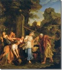 Coypel,_Antoine_-_Eliezer_and_Rebecca_-_1701