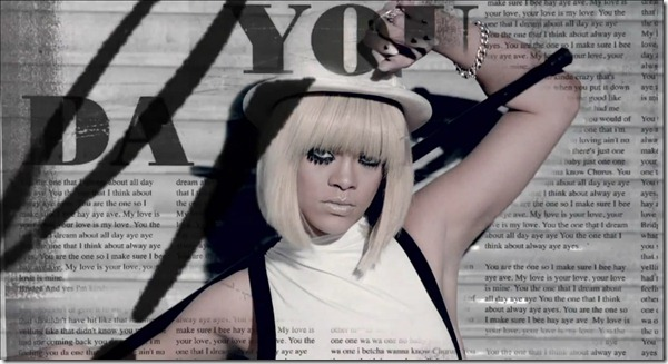 Rihanna - You Da One Sublim