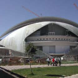 38.- Calatrava. Palacio de la Ópera de Valencia